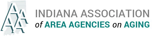 Indiana Association of Area Agencies on Aging logo